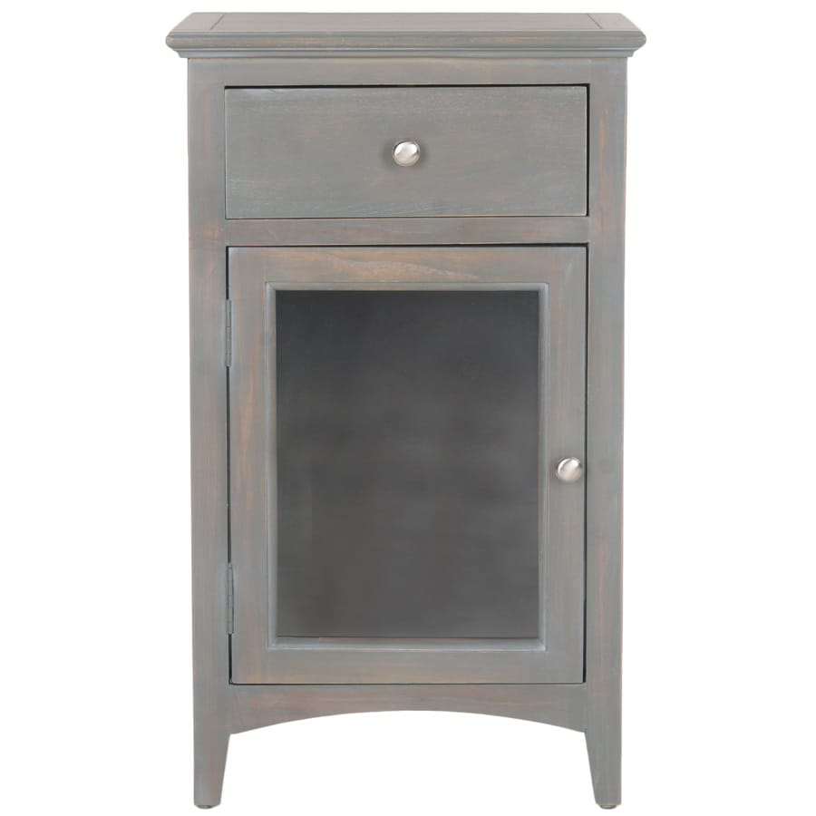 Safavieh Ziva French Gray Elm End Table