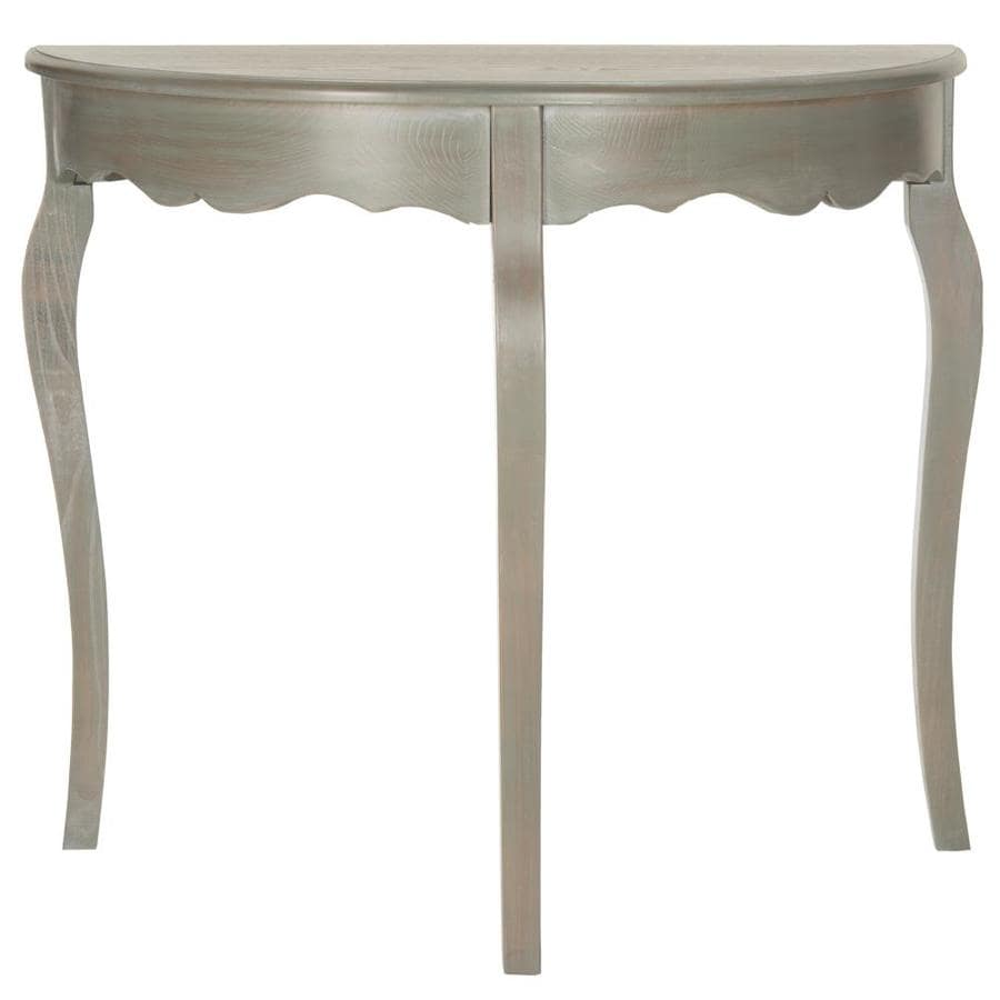 Safavieh Aggie Wood Pine Console Table