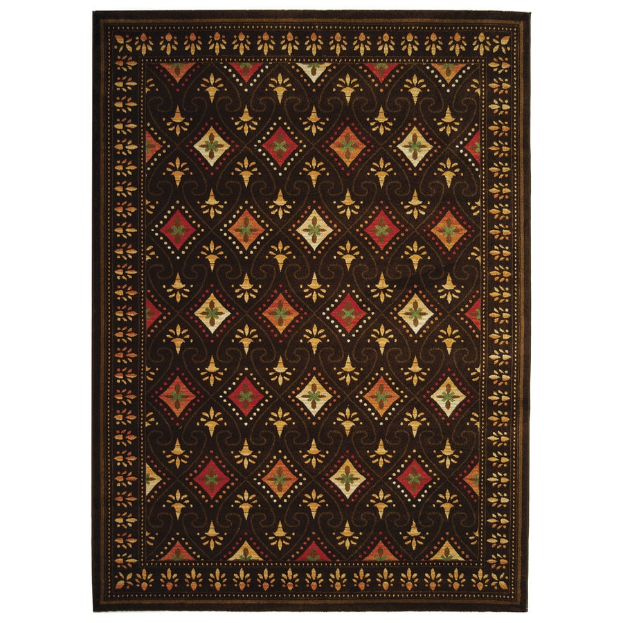 Shop Safavieh Porcello 31-in x 60-in Rectangular Transitional Accent ...