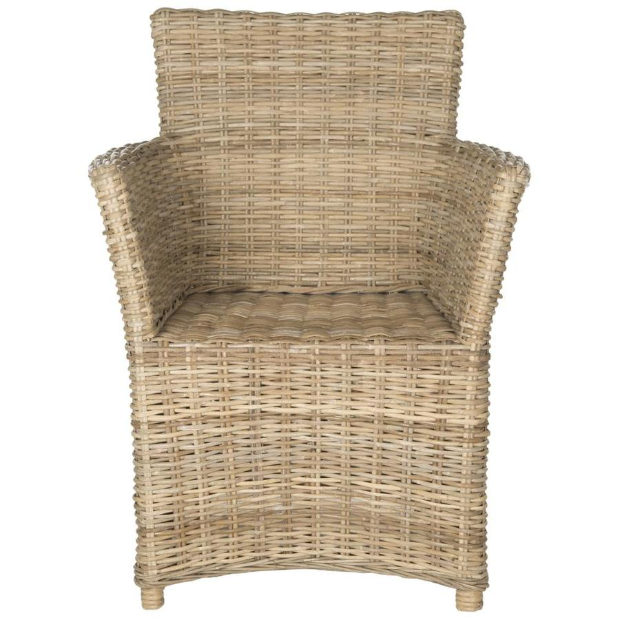 Safavieh Natuna Casual Natural Accent Chair