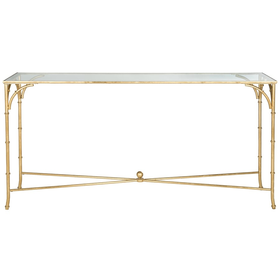 Safavieh Maurice Clear Console Table