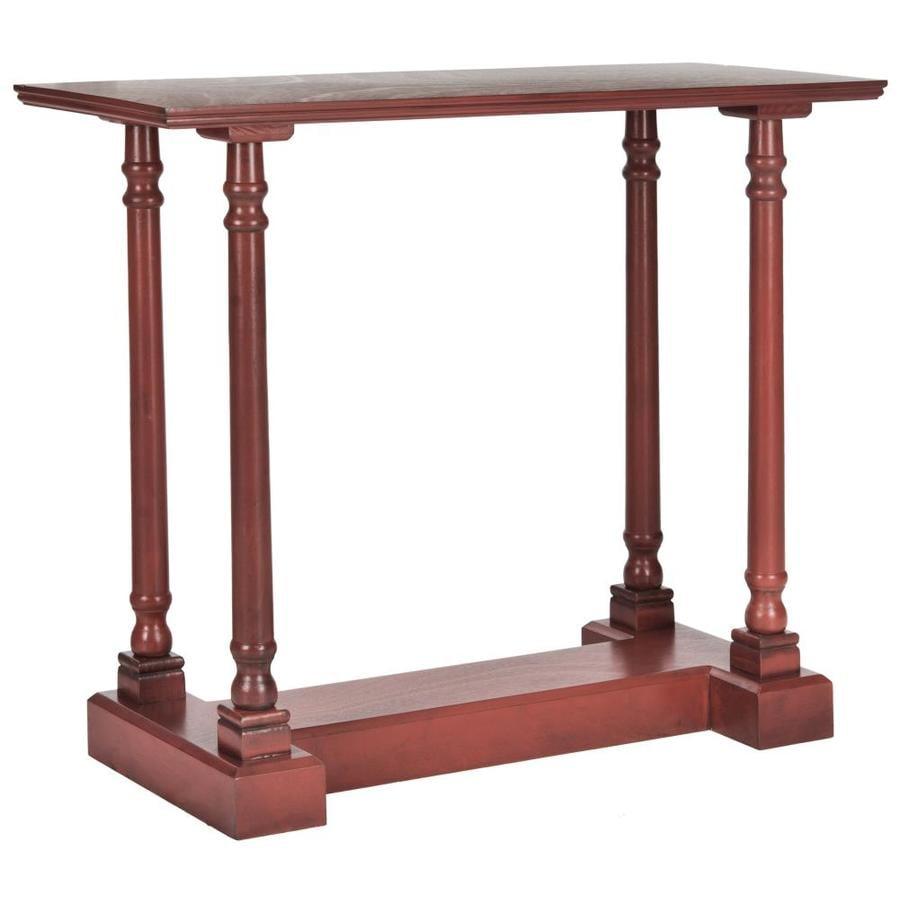 Safavieh Regan Wood Pine Console Table