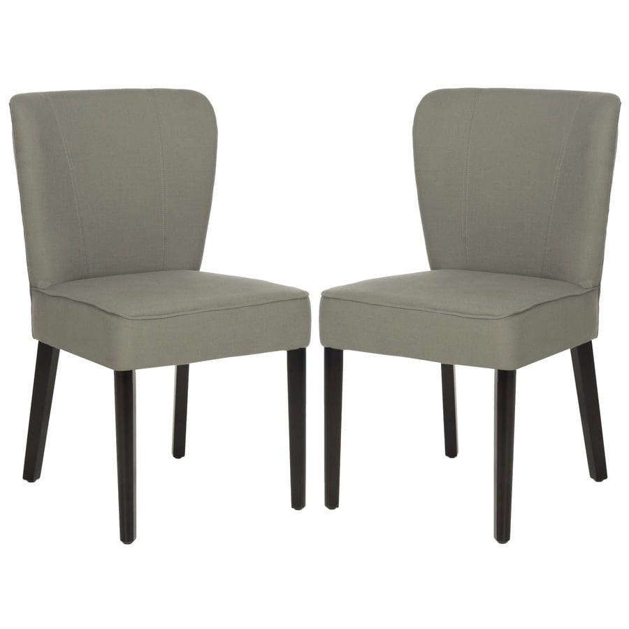 Safavieh Set of 2 Clifford Side Chairs