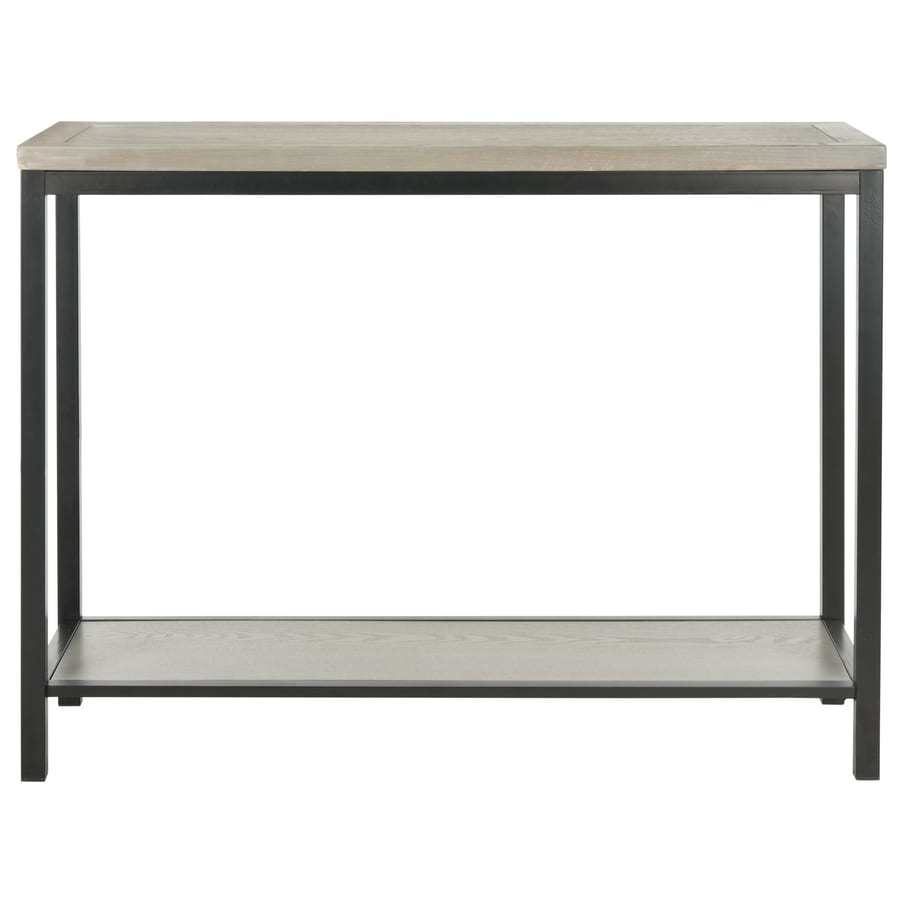 Safavieh Dennis Wood Elm Console Table