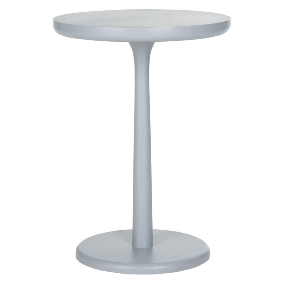 Safavieh Luke Pearl Blue Gray End Table