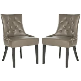 Strange Harlow Dining Chairs At Lowes Com Unemploymentrelief Wooden Chair Designs For Living Room Unemploymentrelieforg