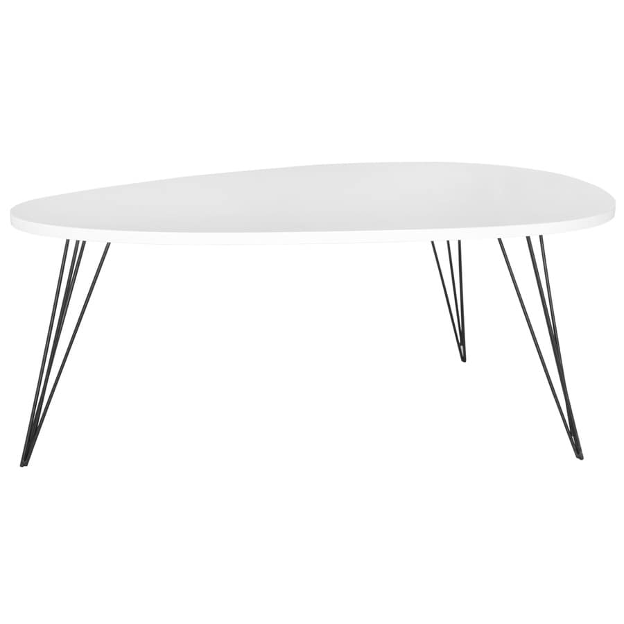Safavieh Wynton White Coffee Table