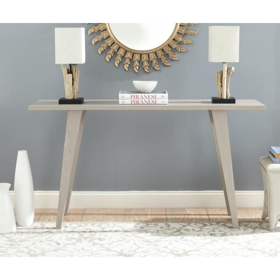 Safavieh Manny Gray Console Table