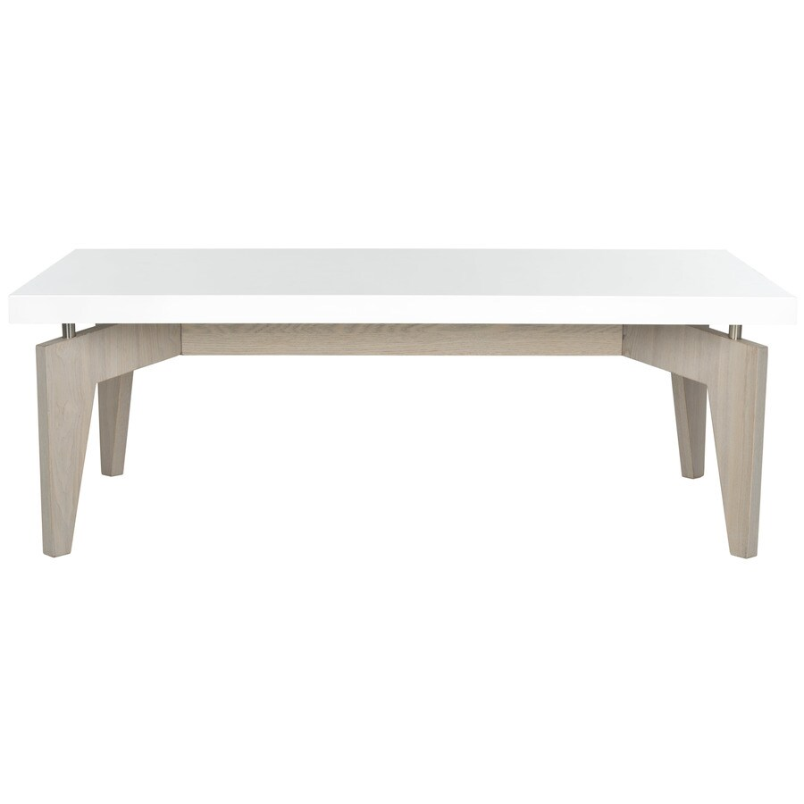 Safavieh Josef White/Gray End Table