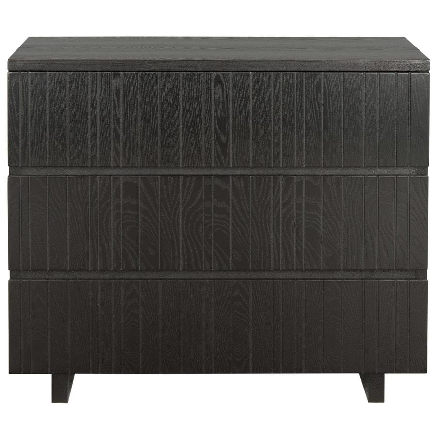 Safavieh Jorge Black End Table