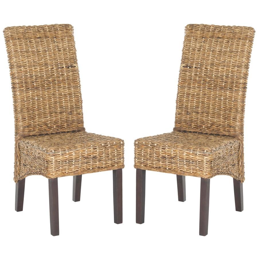 Safavieh Set of 2 Bangka Side Chairs