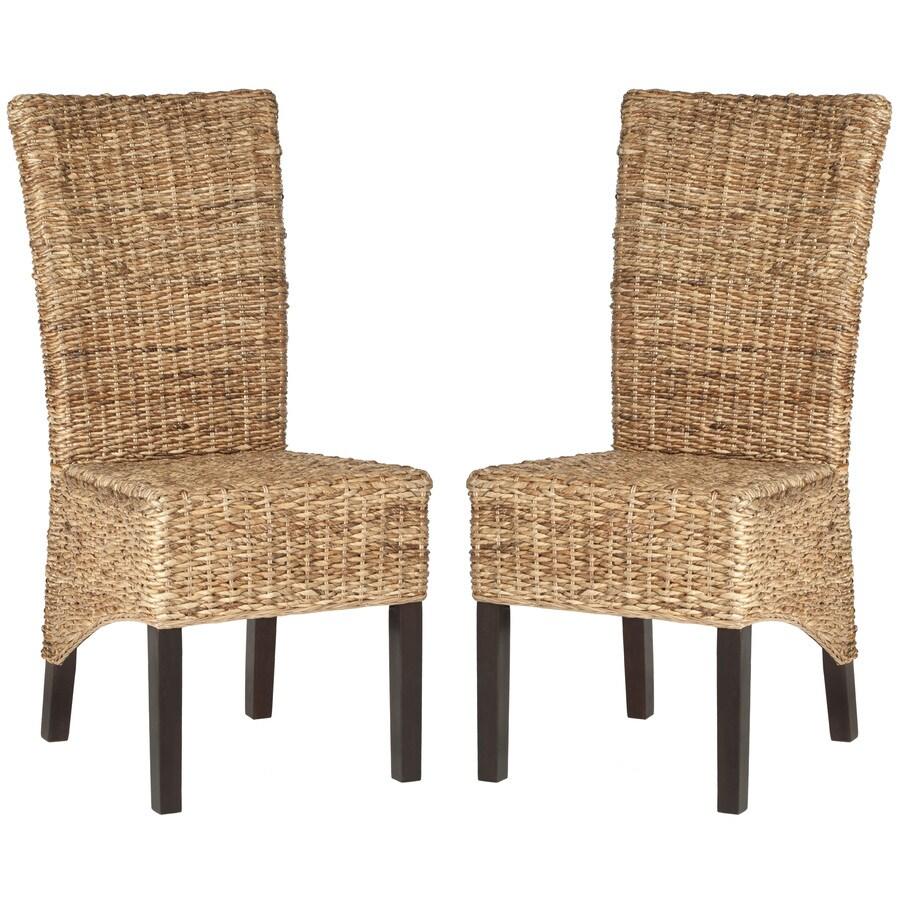Safavieh Set of 2 Kiska Side Chairs