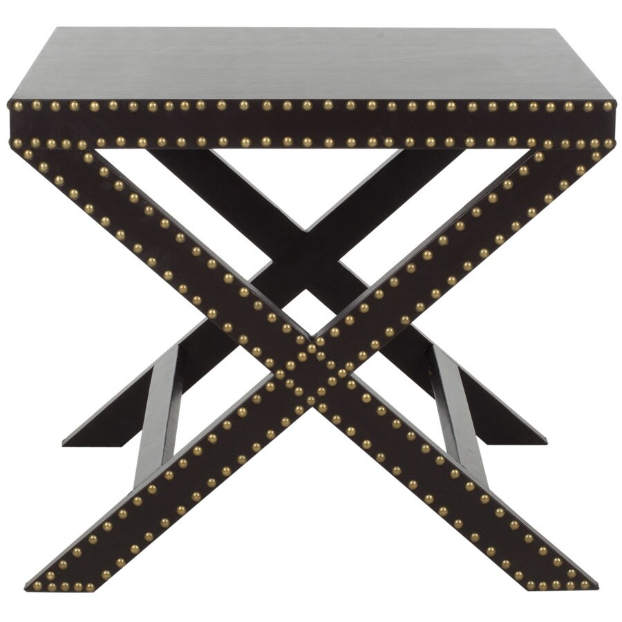 Safavieh Jeanine Charcoal End Table