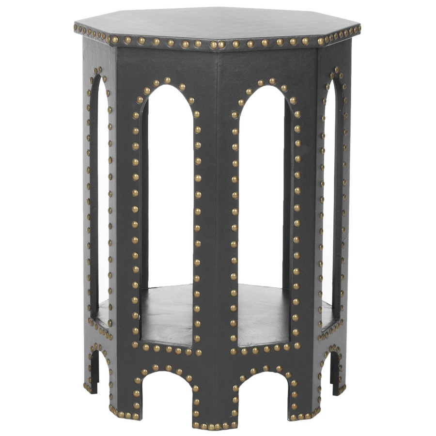 Safavieh Nara Charcoal End Table