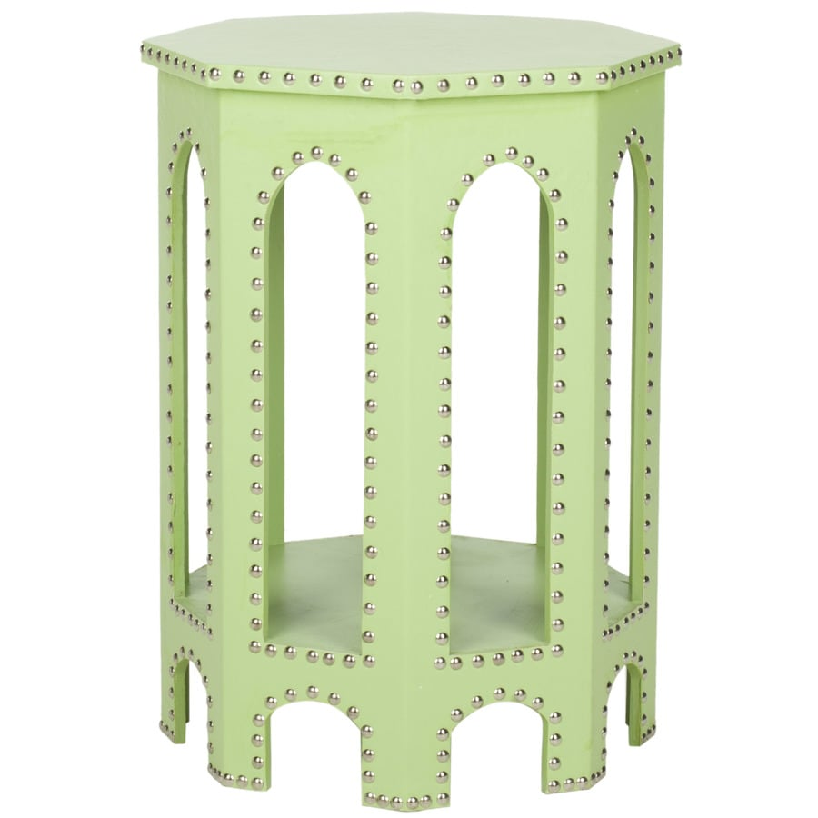 Safavieh Nara Light Green End Table