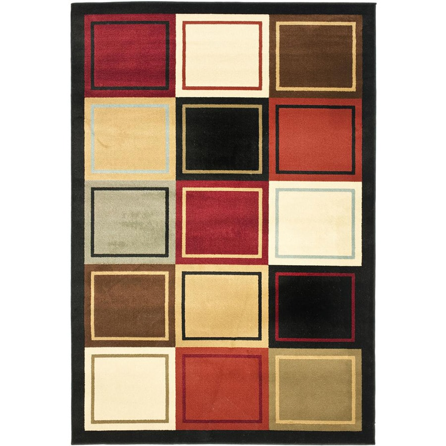 Safavieh Porcello Mia Indoor Area Rug (Common: 7 x 9; Actual: 6.7-ft W x 9.5-ft L)