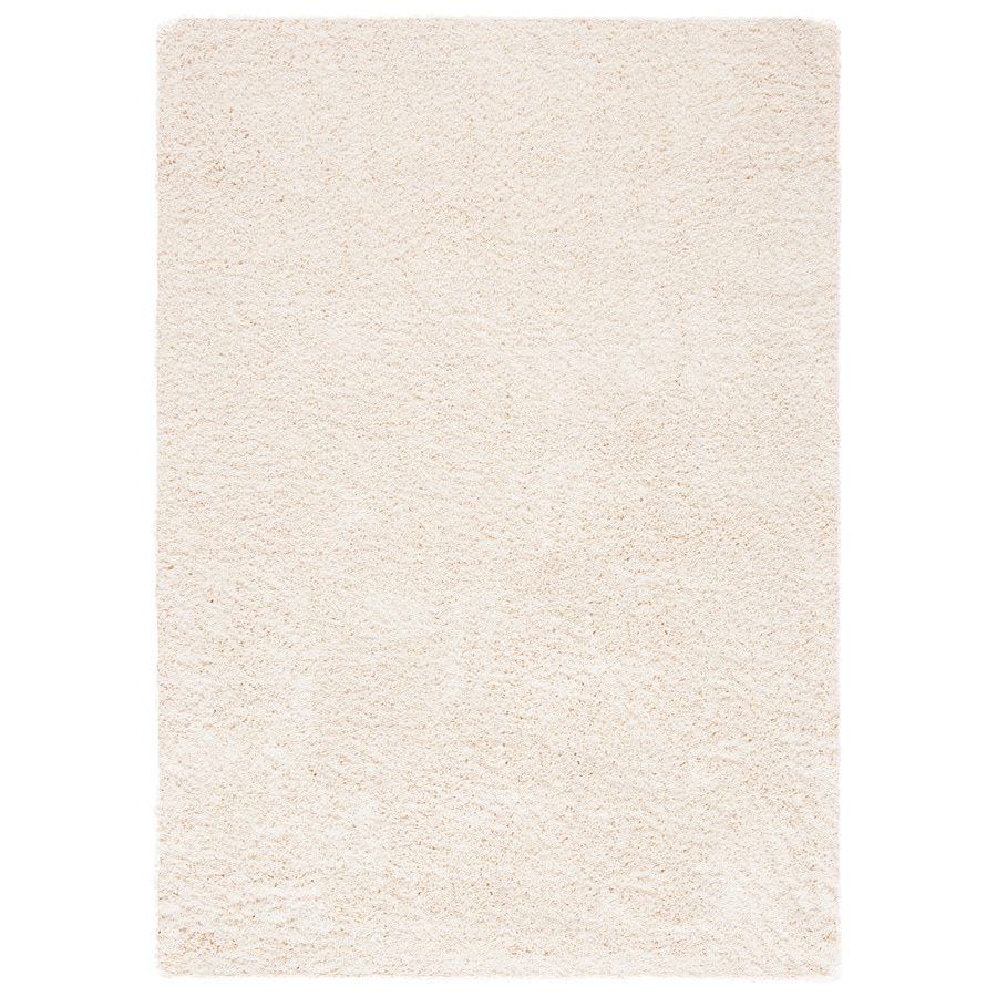 Safavieh California Shag Ivory Indoor Area Rug Common 9