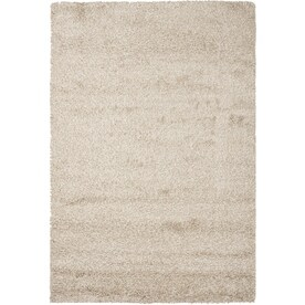 Safavieh California Shag Beige Indoor Area Rug (Common: 9 x 12; Actual: 8.5-ft W x 12-ft L)