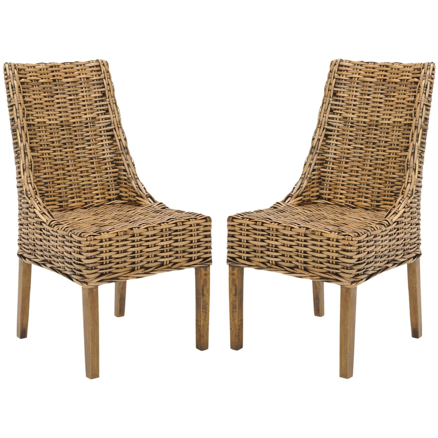 Safavieh Set of 2 Suncoast Side Chairs