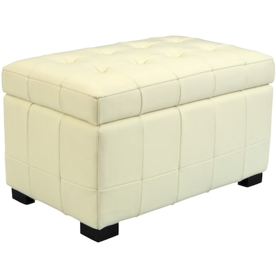 Prime Safavieh Small Manhattan Casual Off White Faux Leather Beatyapartments Chair Design Images Beatyapartmentscom