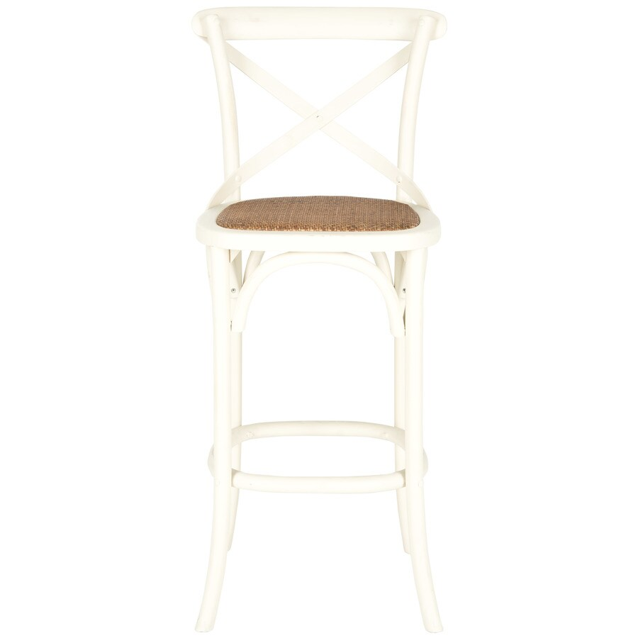Safavieh Franklin Coastal Ivory Bar Stool