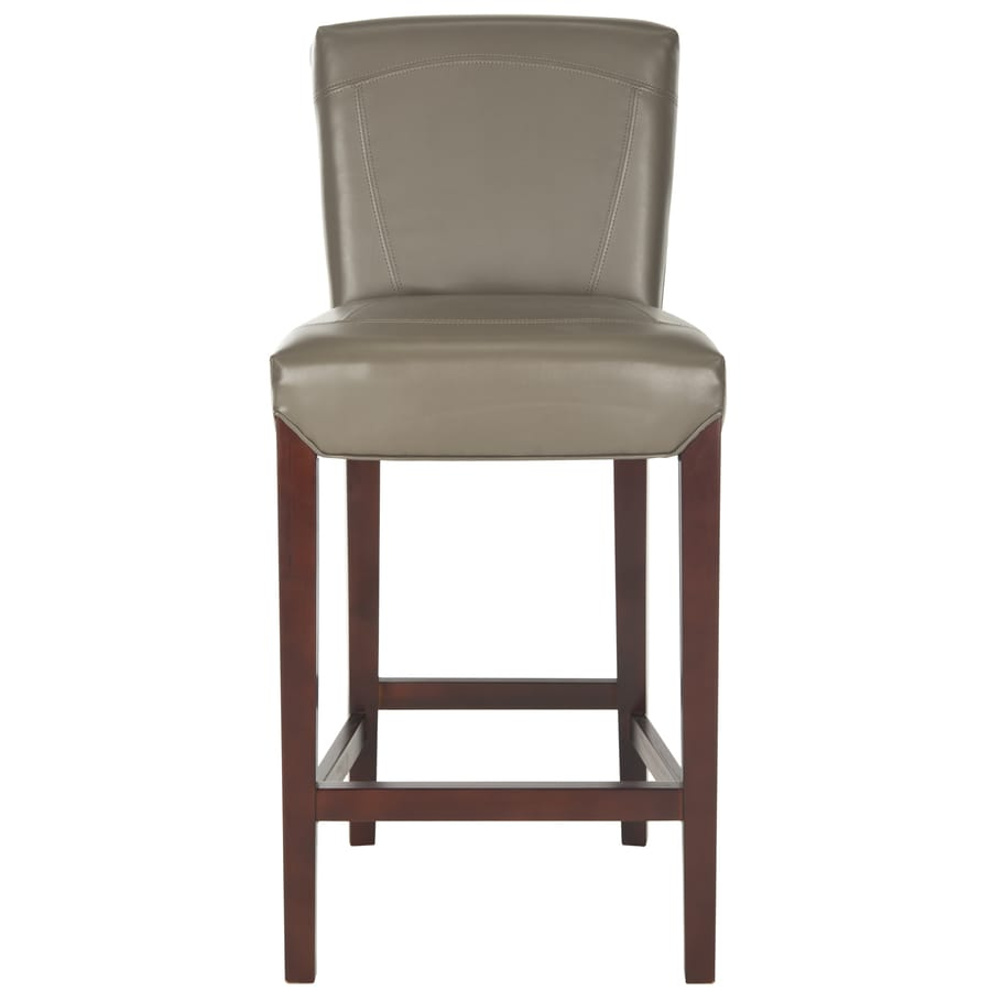 Safavieh 1 Hudson Clay 30-in Bar Stool (27-in to 35-In)