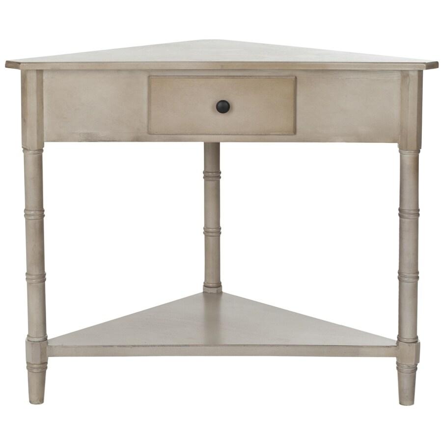 Safavieh Gomez Vintage Gray End Table