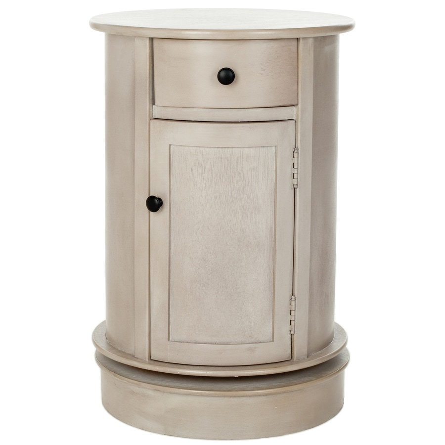 Safavieh Tabitha Vintage Gray Pine End Table