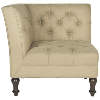 Awe Inspiring Safavieh Jack Victorian Antique Gold Espresso Accent Chair Creativecarmelina Interior Chair Design Creativecarmelinacom