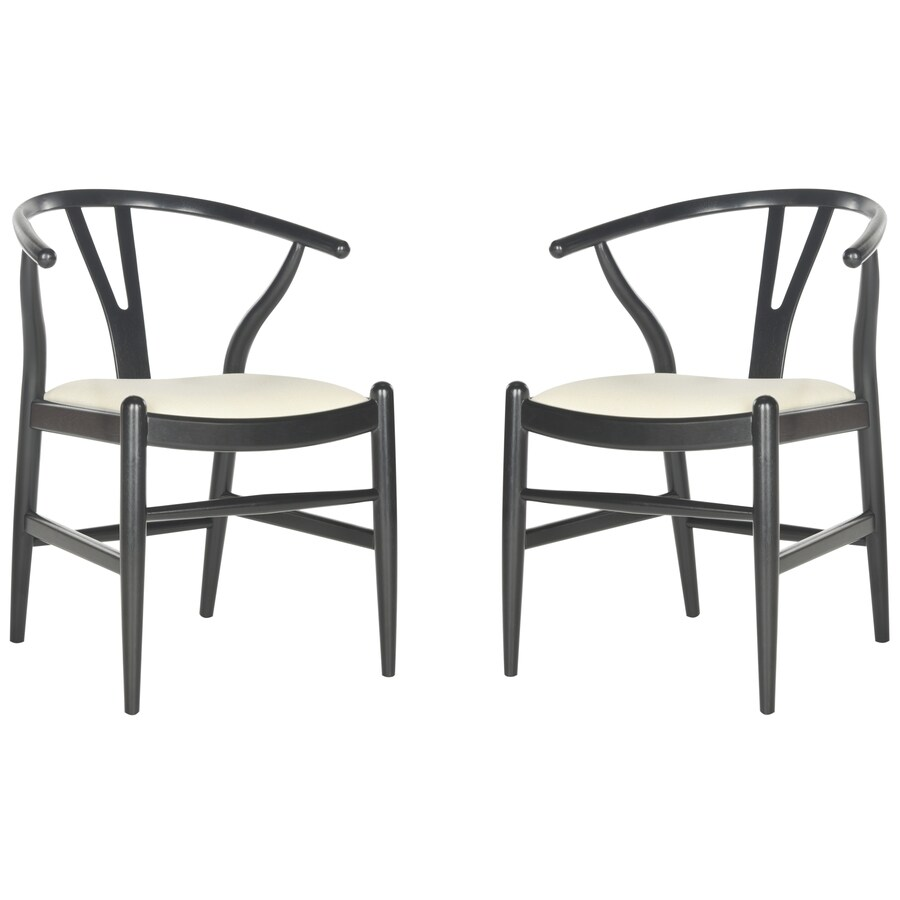 Safavieh Set of 2 Aramis Contemporary Side Chairs
