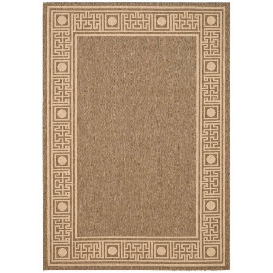 Safavieh 4-ft x 6-ft Rectangular Beige Area Rug