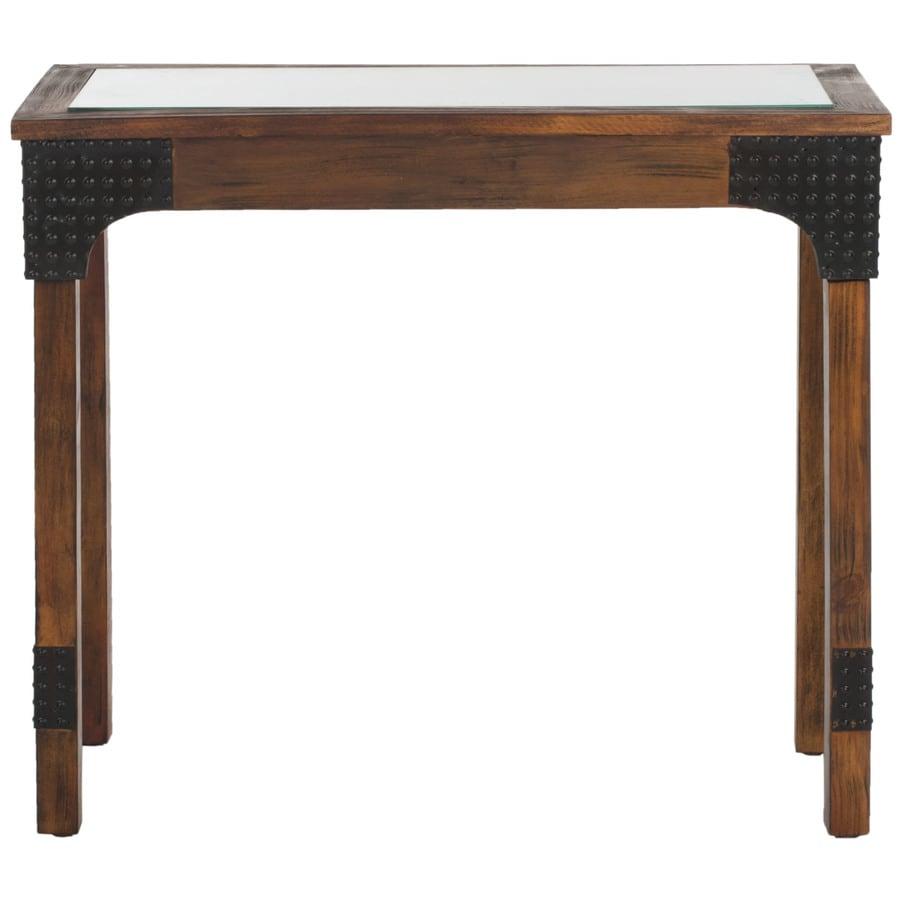 Safavieh Elmer Wood Birch Console Table