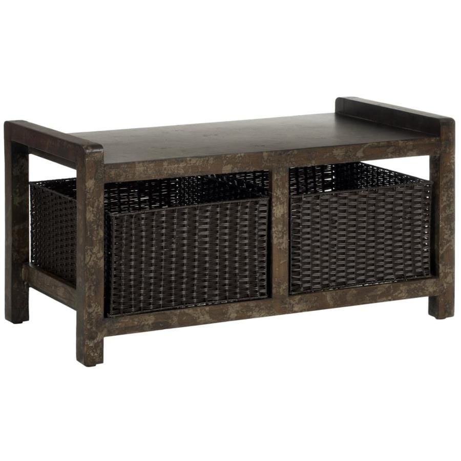 Safavieh Arnold Natural Birch Console Table