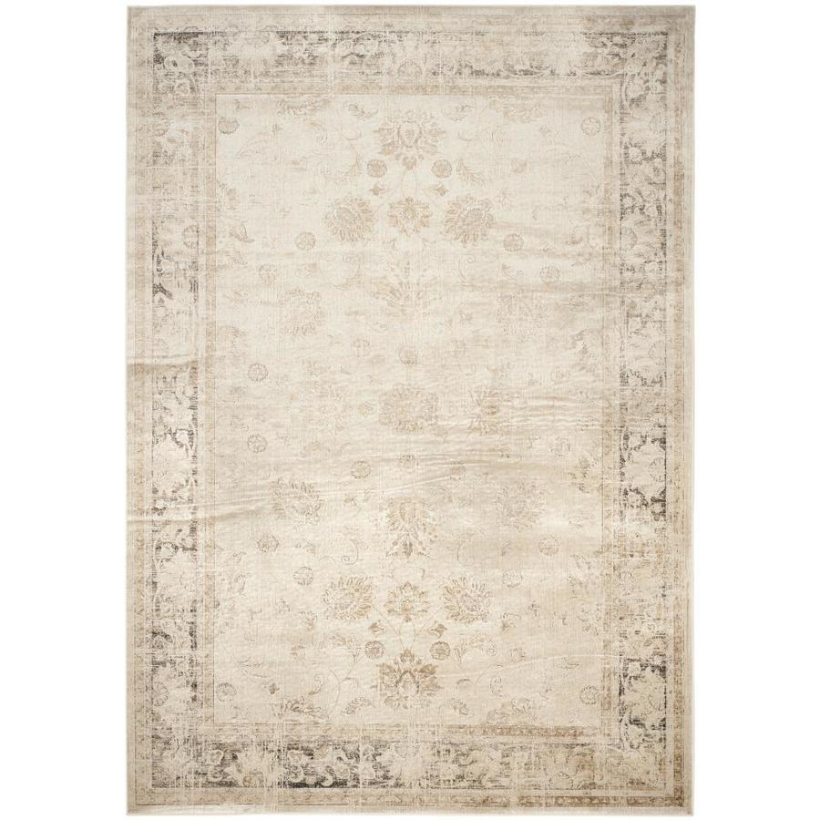 Safavieh Vintage Mosed Stone Indoor Distressed Area Rug (Common: 8 x 11; Actual: 8-ft W x 11.2-ft L)