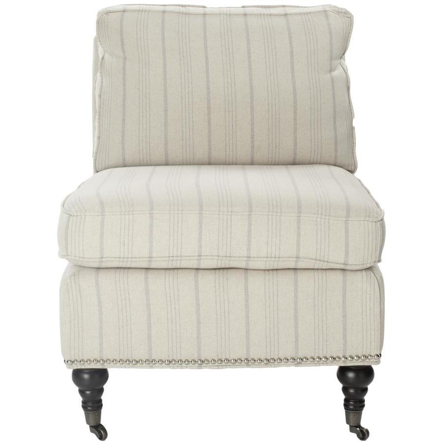 Safavieh Mercer Beige/Grey Club Chair