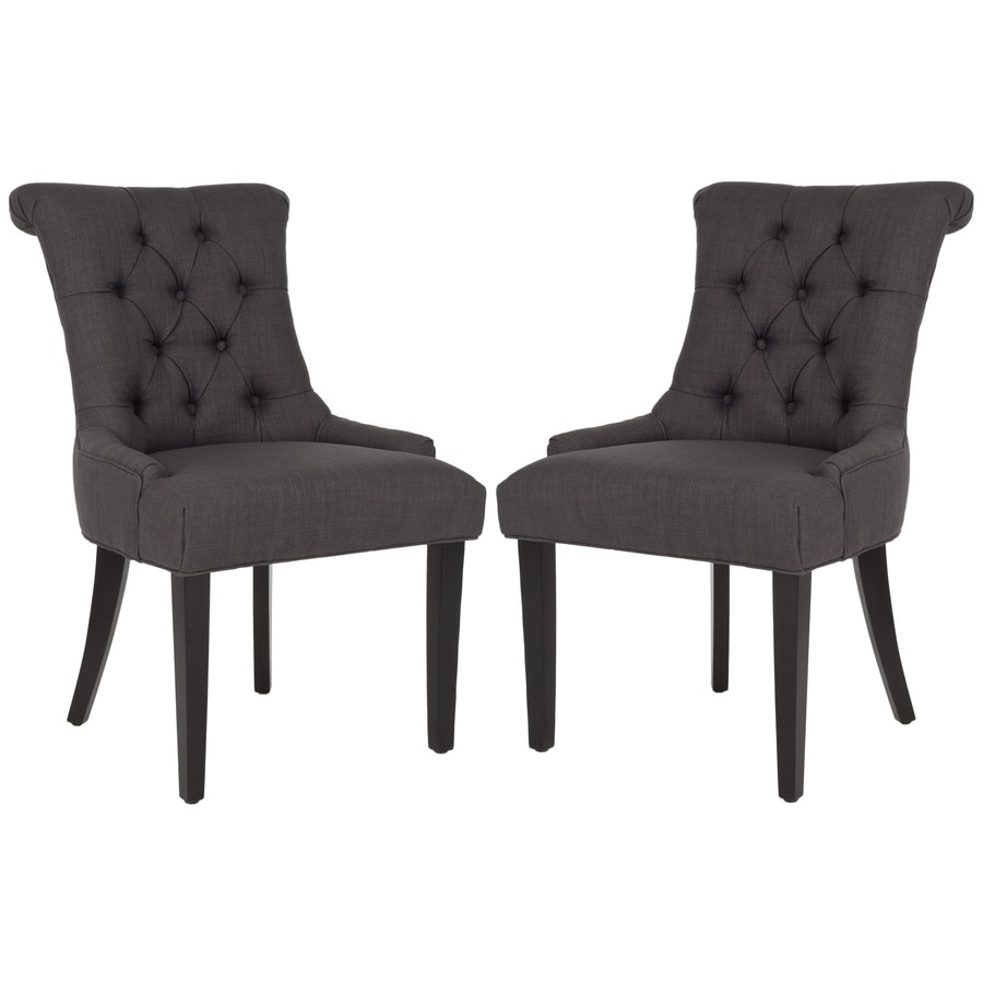 Safavieh Set of 2 Bowie Side Chairs