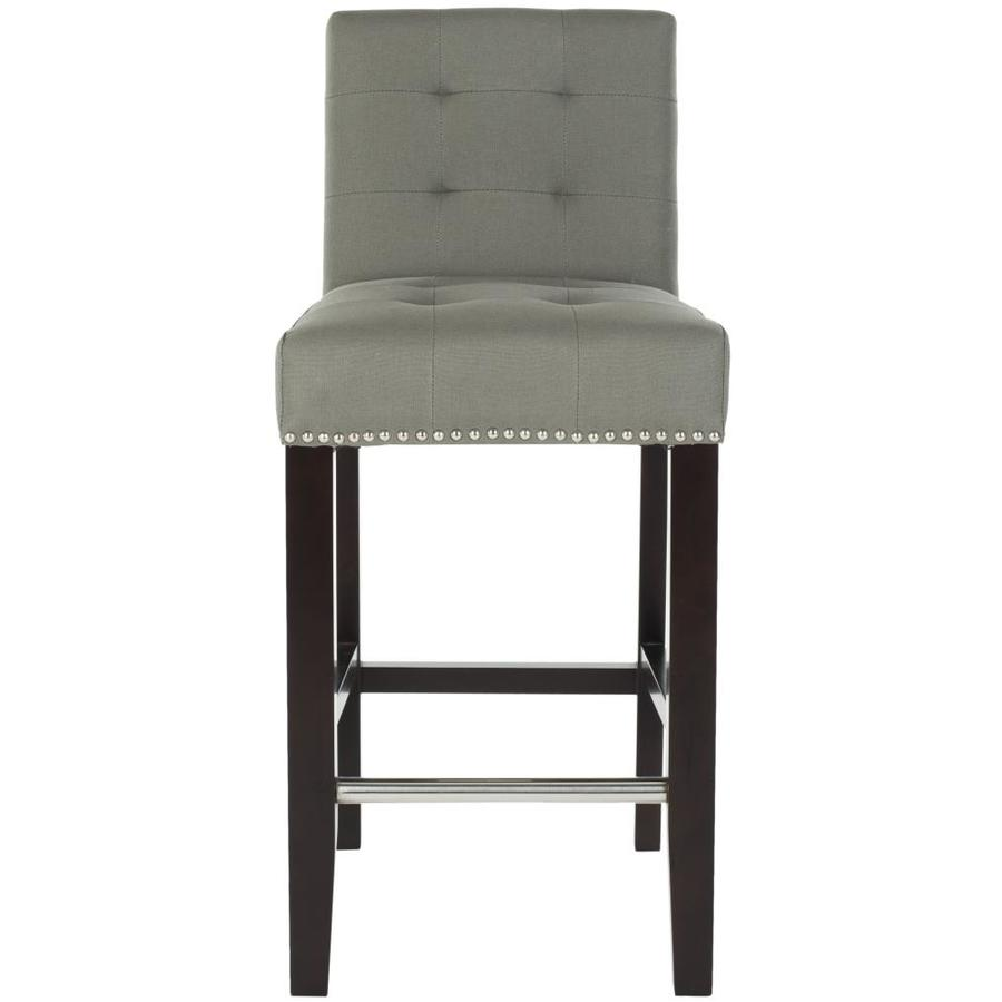 Safavieh Mercer Sea Mist 25.8-in Counter Stool (22-in to 26-in)
