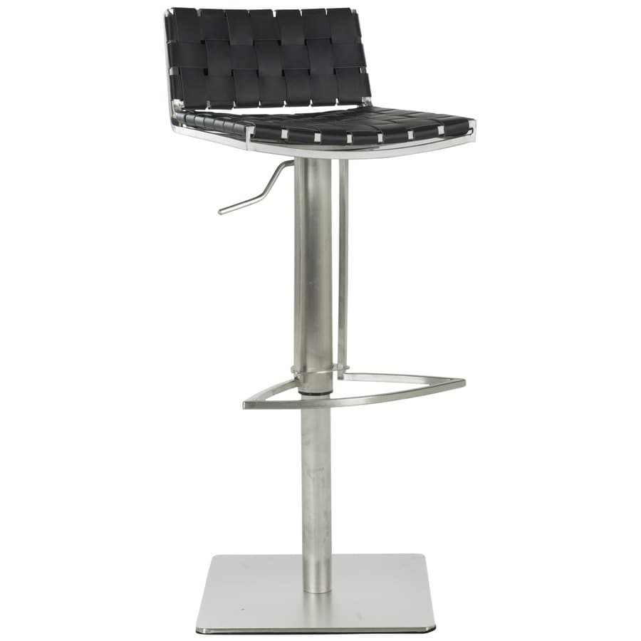 Safavieh Mitchell Modern Black Adjustable Height