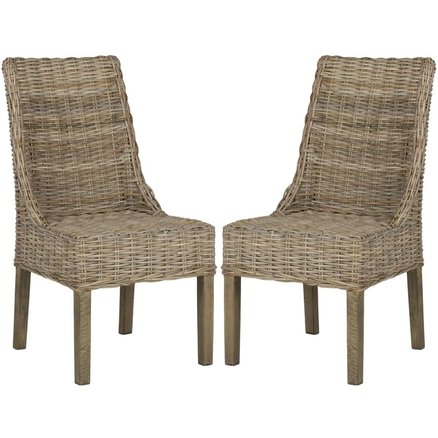 Safavieh Set of 2 Suncoast Side Chairs