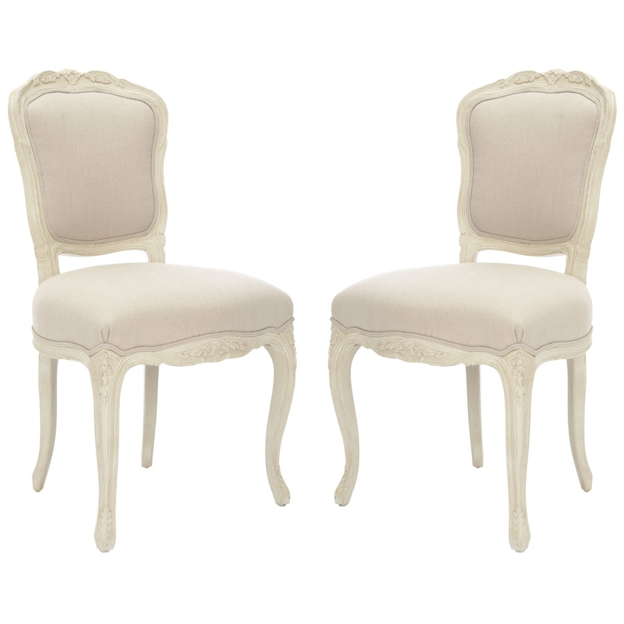 Safavieh Set of 2 Provence Light Side Chairs