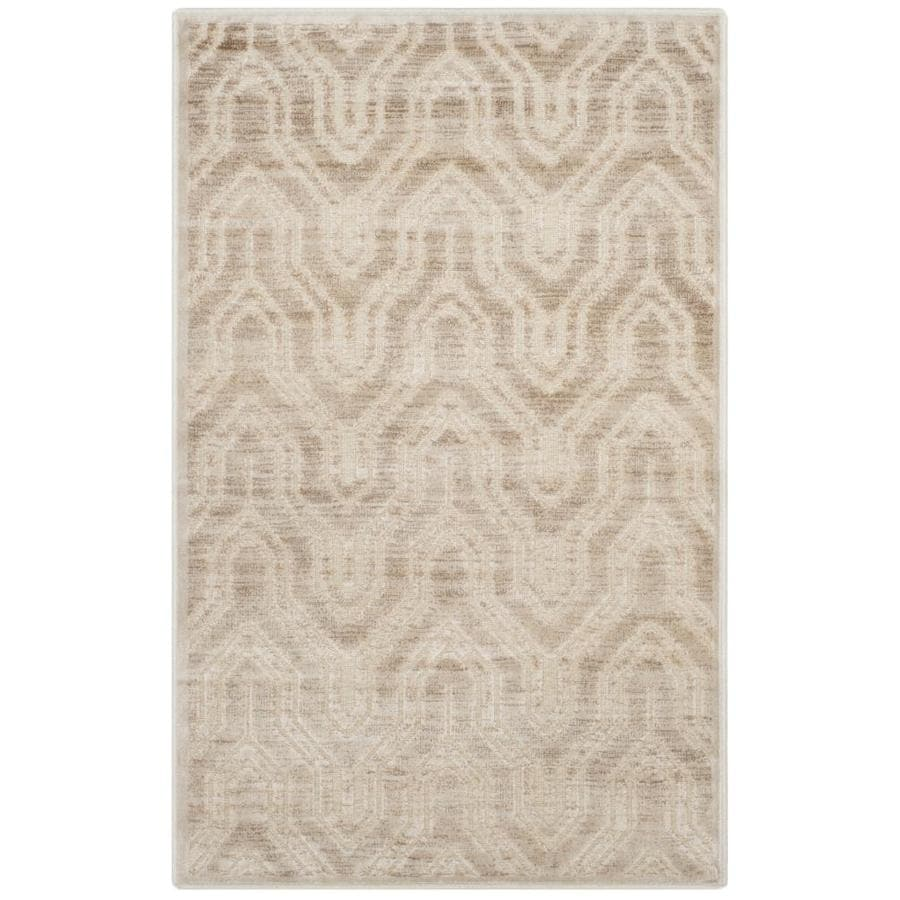 Safavieh Paradise Jasper Stone Indoor Distressed Throw Rug (Common: 2 x 4; Actual: 2.6-ft W x 4-ft L)