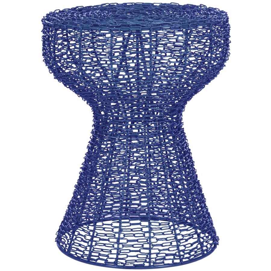 Safavieh Fox Dark Blue Round End Table