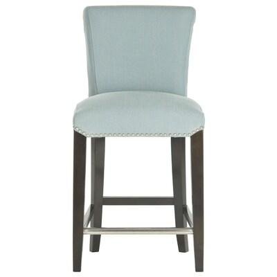 Pleasant Seth Counter Stool Sky Blue Counter Stool Lamtechconsult Wood Chair Design Ideas Lamtechconsultcom