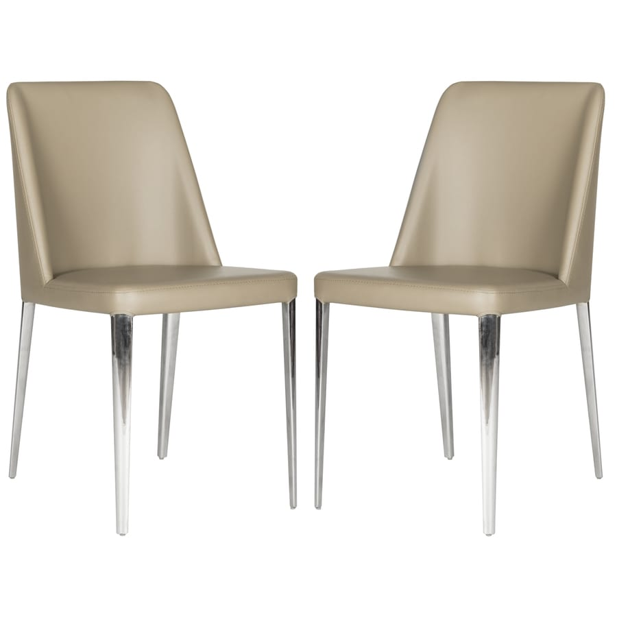 safavieh set of  baltic contemporary side chairs. shop safavieh set of  baltic contemporary side chairs at lowescom