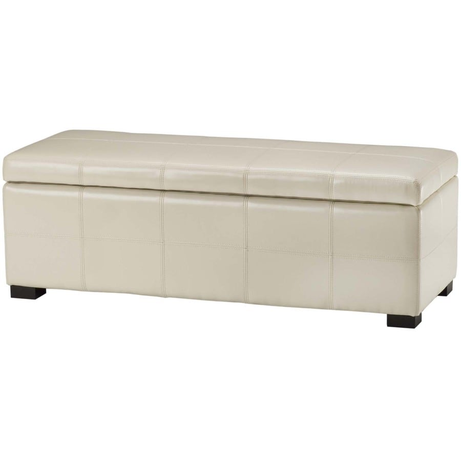 Safavieh Madison Large Creme Storage Bench
