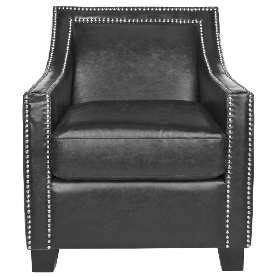 Safavieh Mercer Black Accent Chair