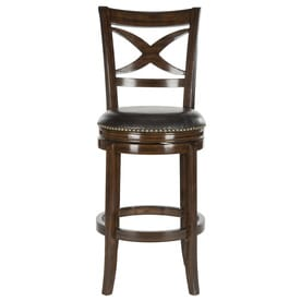 safavieh santino seat 29in bar stool 27in to - Kitchen Stools
