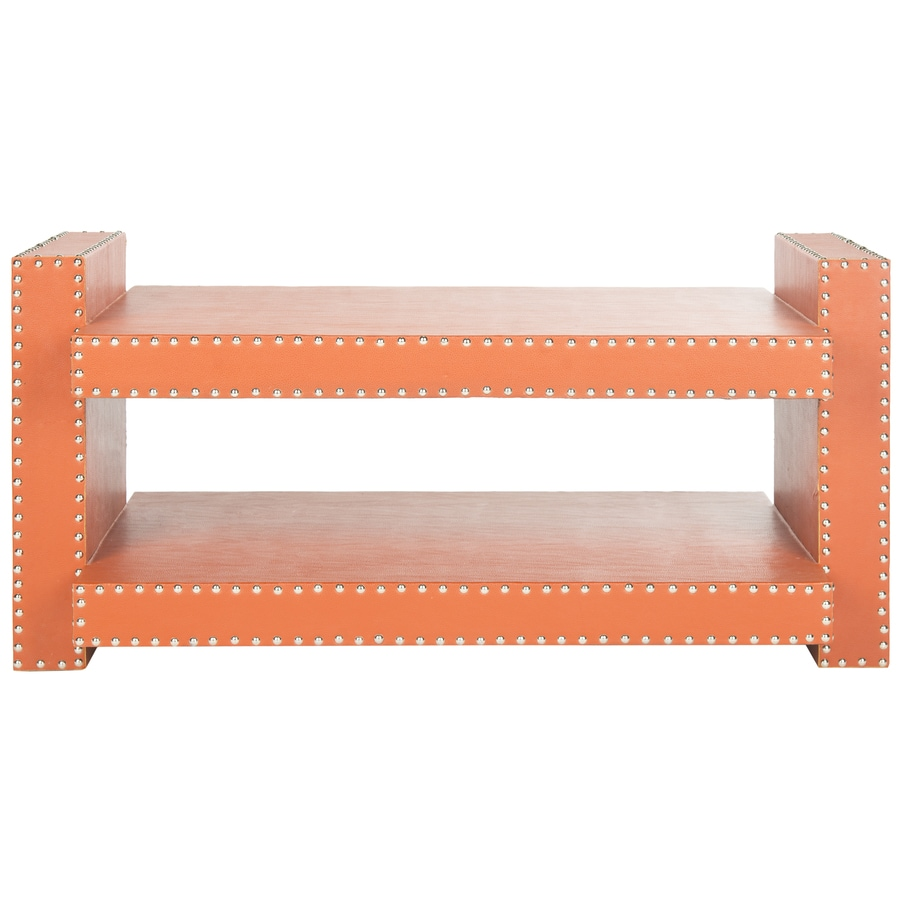 Safavieh Garson Orange End Table