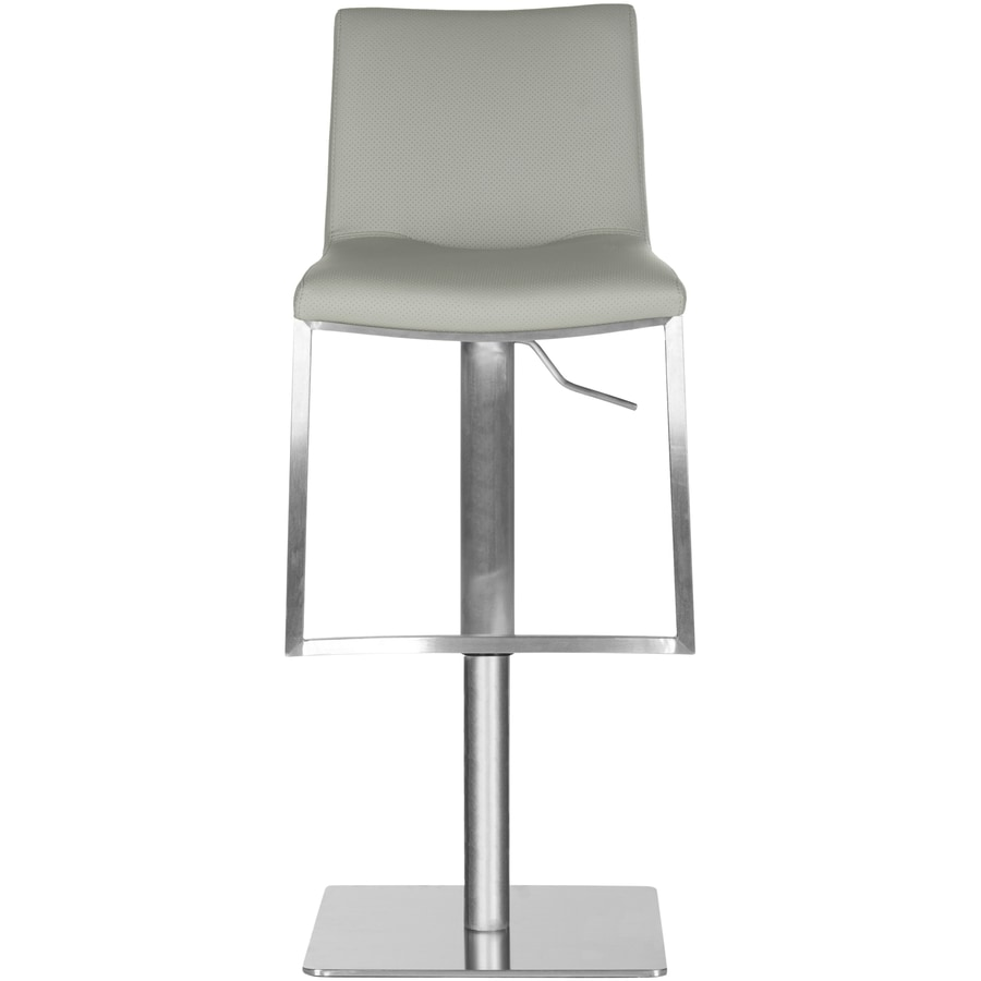 Safavieh Ember Modern Gray Adjustable Stool