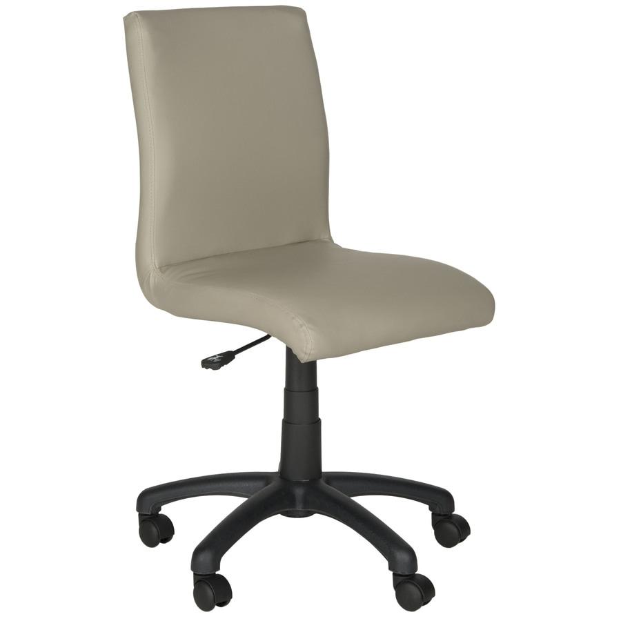 Safavieh Fox Gray Synthetic Task Office Chair